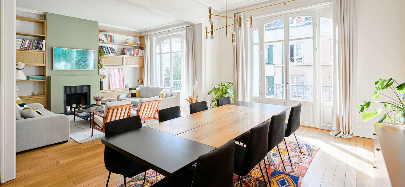 Lille - France - Apartment, 6 rooms, 4 bedrooms - Slideshow Picture 3