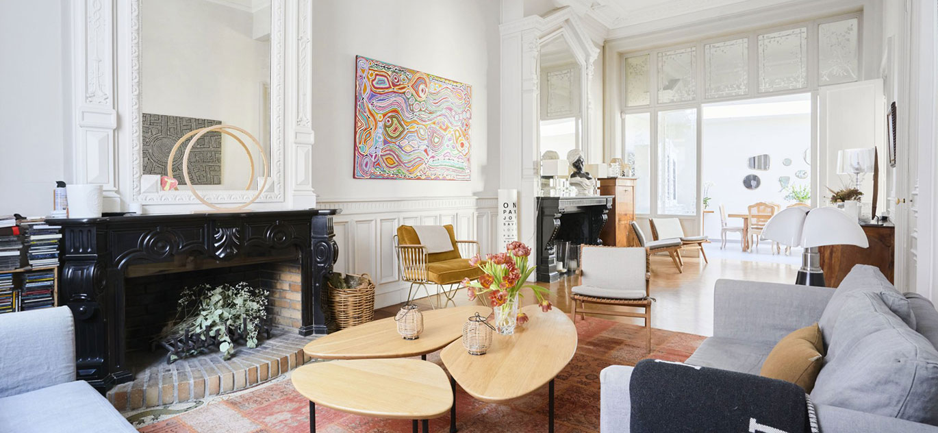Lille - France - House, 14 rooms, 9 bedrooms - Slideshow Picture 2