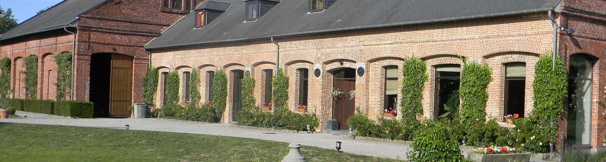 MERIGNIES - 59246 La P�v�le secteur tr�s c�t� � 20 kilom�tres de Lille, � deux pas du go...