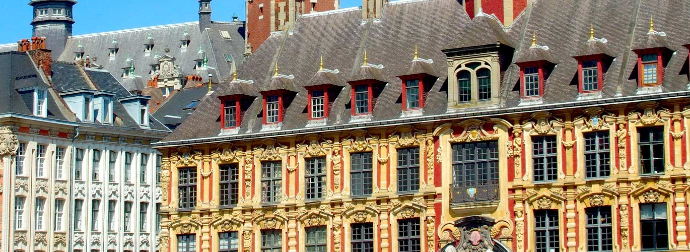 Old town of Lille