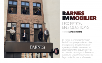 BARNES Lille dans le nouvel Eccelso Printemps/Eté 2021